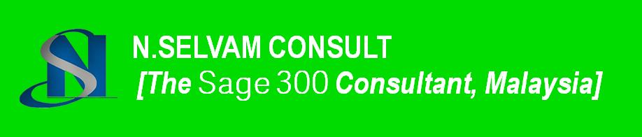 SAGE 300 – N.Selvam Consult (Sage 300 Consultant Malaysia)